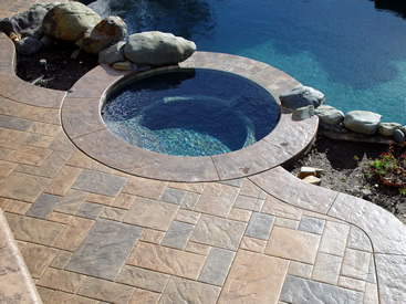 Concrete Pool Decks Photo Gallery Amazing Swimming Pool Pictures Gallery