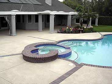 Concrete Pool Decks Photo Gallery Awesome Swimming Pool Pictures Gallery